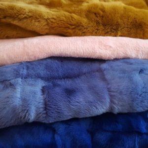 Шкура кролика — выделка, необходимые материалы, особенности хранения и пошива изделий (150 фото)