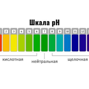Как измерить водородный показатель pН