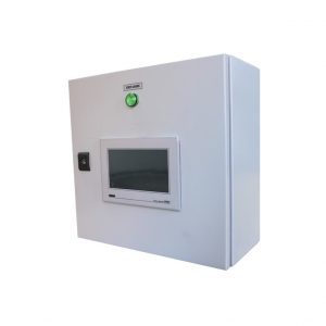 Система мониторинга температуры и влажности.